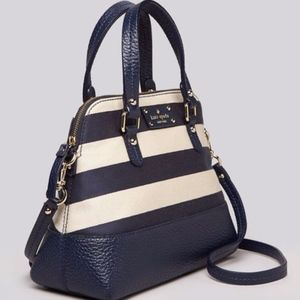 Kate Spade Grove Court Stripe Maise Bag